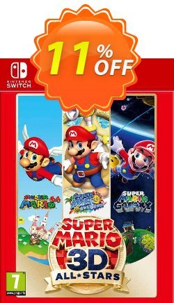 Super Mario 3D All-Stars Switch - EU  Coupon discount Super Mario 3D All-Stars Switch (EU) Deal 2021 CDkeys - Super Mario 3D All-Stars Switch (EU) Exclusive Sale offer for iVoicesoft