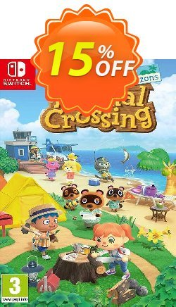 Animal Crossing: New Horizons Switch - US  Coupon discount Animal Crossing: New Horizons Switch (US) Deal 2021 CDkeys - Animal Crossing: New Horizons Switch (US) Exclusive Sale offer for iVoicesoft
