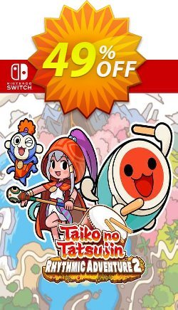 Taiko no Tatsujin Rhythmic Adventure Pack 2 Switch - EU  Coupon discount Taiko no Tatsujin Rhythmic Adventure Pack 2 Switch (EU) Deal 2021 CDkeys - Taiko no Tatsujin Rhythmic Adventure Pack 2 Switch (EU) Exclusive Sale offer for iVoicesoft