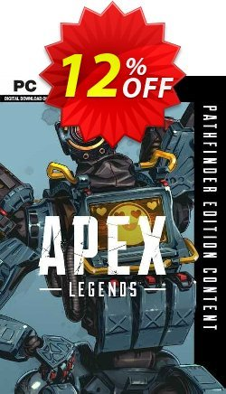 Apex Legends - Pathfinder Edition PC Coupon discount Apex Legends - Pathfinder Edition PC Deal 2021 CDkeys - Apex Legends - Pathfinder Edition PC Exclusive Sale offer for iVoicesoft