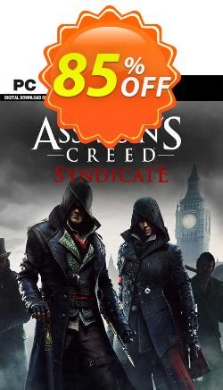 Assassin's Creed Syndicate PC - EU  Coupon discount Assassin's Creed Syndicate PC (EU) Deal 2021 CDkeys - Assassin's Creed Syndicate PC (EU) Exclusive Sale offer for iVoicesoft