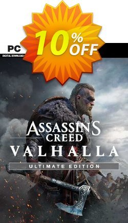 Assassin's Creed Valhalla Ultimate Edition PC - EU  Coupon discount Assassin's Creed Valhalla Ultimate Edition PC (EU) Deal 2021 CDkeys - Assassin's Creed Valhalla Ultimate Edition PC (EU) Exclusive Sale offer for iVoicesoft