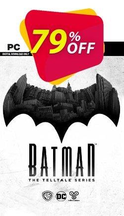 Batman - The Telltale Series PC Coupon discount Batman - The Telltale Series PC Deal 2021 CDkeys - Batman - The Telltale Series PC Exclusive Sale offer for iVoicesoft