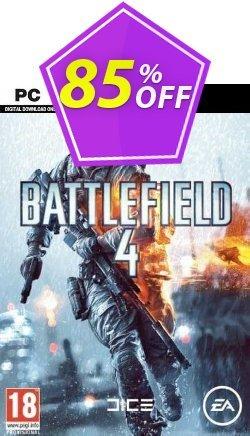 Battlefield 4 PC - EU  Coupon discount Battlefield 4 PC (EU) Deal 2021 CDkeys - Battlefield 4 PC (EU) Exclusive Sale offer for iVoicesoft