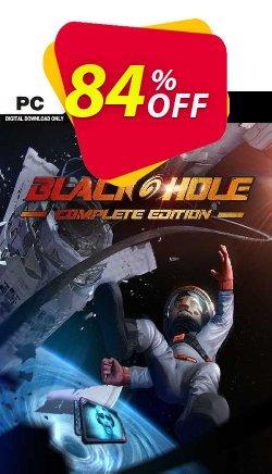 Blackhole Complete Edition PC Coupon discount Blackhole Complete Edition PC Deal 2021 CDkeys - Blackhole Complete Edition PC Exclusive Sale offer for iVoicesoft