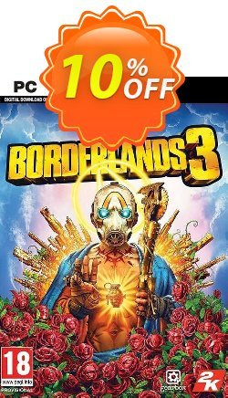 Borderlands 3 PC - US/AUS/JP  Coupon discount Borderlands 3 PC (US/AUS/JP) Deal 2021 CDkeys - Borderlands 3 PC (US/AUS/JP) Exclusive Sale offer for iVoicesoft