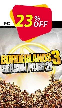Borderlands 3: Season Pass 2 PC - EU  Coupon discount Borderlands 3: Season Pass 2 PC (EU) Deal 2021 CDkeys - Borderlands 3: Season Pass 2 PC (EU) Exclusive Sale offer for iVoicesoft