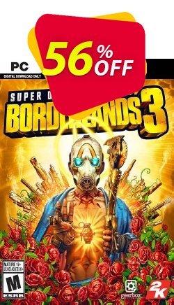 Borderlands 3 Super Deluxe Edition PC  - US/AUS/JP  Coupon discount Borderlands 3 Super Deluxe Edition PC  (US/AUS/JP) Deal 2021 CDkeys - Borderlands 3 Super Deluxe Edition PC  (US/AUS/JP) Exclusive Sale offer for iVoicesoft