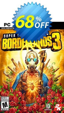 Borderlands 3 Super Deluxe Edition - Steam - WW  Coupon discount Borderlands 3 Super Deluxe Edition (Steam) (WW) Deal 2021 CDkeys - Borderlands 3 Super Deluxe Edition (Steam) (WW) Exclusive Sale offer for iVoicesoft