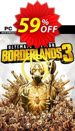 Borderlands 3 Ultimate Edition PC - Steam - WW  Coupon discount Borderlands 3 Ultimate Edition PC (Steam) (WW) Deal 2021 CDkeys - Borderlands 3 Ultimate Edition PC (Steam) (WW) Exclusive Sale offer for iVoicesoft