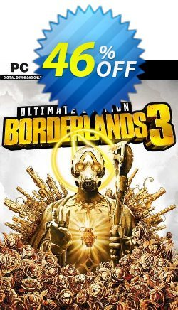 Borderlands 3 Ultimate Edition - Epic - WW  Coupon discount Borderlands 3 Ultimate Edition (Epic) (WW) Deal 2021 CDkeys - Borderlands 3 Ultimate Edition (Epic) (WW) Exclusive Sale offer for iVoicesoft