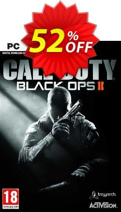 Call Of Duty Black Ops 2 PC - EU  Coupon discount Call Of Duty Black Ops 2 PC (EU) Deal 2021 CDkeys - Call Of Duty Black Ops 2 PC (EU) Exclusive Sale offer for iVoicesoft