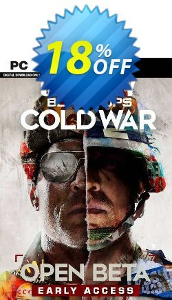 Call of Duty: Black Ops Cold War Beta Access PC Coupon discount Call of Duty: Black Ops Cold War Beta Access PC Deal 2021 CDkeys - Call of Duty: Black Ops Cold War Beta Access PC Exclusive Sale offer for iVoicesoft