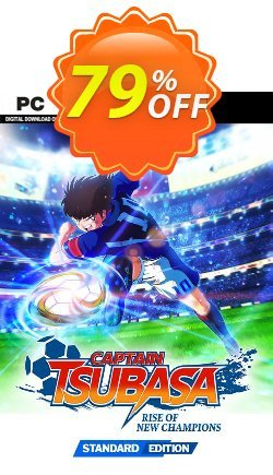 Captain Tsubasa: Rise of the New Champions PC + Bonus Coupon discount Captain Tsubasa: Rise of the New Champions PC + Bonus Deal 2021 CDkeys - Captain Tsubasa: Rise of the New Champions PC + Bonus Exclusive Sale offer for iVoicesoft