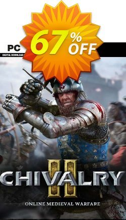 Chivalry 2 PC Coupon discount Chivalry 2 PC Deal 2021 CDkeys - Chivalry 2 PC Exclusive Sale offer for iVoicesoft