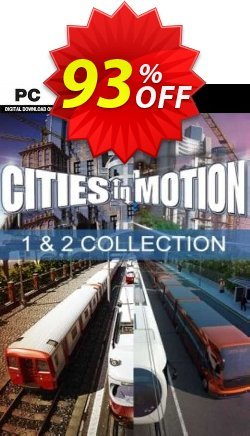 Cities in Motion Collection PC Coupon discount Cities in Motion Collection PC Deal 2021 CDkeys - Cities in Motion Collection PC Exclusive Sale offer for iVoicesoft