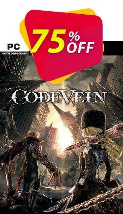 Code Vein PC - EU  Coupon discount Code Vein PC (EU) Deal 2021 CDkeys - Code Vein PC (EU) Exclusive Sale offer for iVoicesoft