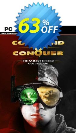 Command and Conquer Remastered Collection PC - EN  Coupon discount Command and Conquer Remastered Collection PC (EN) Deal 2021 CDkeys - Command and Conquer Remastered Collection PC (EN) Exclusive Sale offer for iVoicesoft