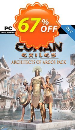 Conan Exiles - Architects of Argos Pack PC - DLC Coupon discount Conan Exiles - Architects of Argos Pack PC - DLC Deal 2021 CDkeys - Conan Exiles - Architects of Argos Pack PC - DLC Exclusive Sale offer for iVoicesoft