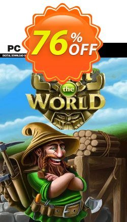 Craft The World PC Coupon discount Craft The World PC Deal 2021 CDkeys - Craft The World PC Exclusive Sale offer for iVoicesoft