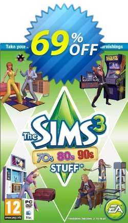 The Sims 3: 70s, 80s and 90s Stuff PC Coupon discount The Sims 3: 70s, 80s and 90s Stuff PC Deal - The Sims 3: 70s, 80s and 90s Stuff PC Exclusive offer for iVoicesoft