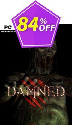 Damned PC - EN  Coupon discount Damned PC (EN) Deal 2021 CDkeys - Damned PC (EN) Exclusive Sale offer for iVoicesoft