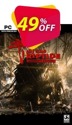 Dead Island: Riptide Complete Edition PC - EU  Coupon discount Dead Island: Riptide Complete Edition PC (EU) Deal 2021 CDkeys - Dead Island: Riptide Complete Edition PC (EU) Exclusive Sale offer for iVoicesoft