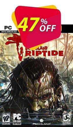 Dead Island: Riptide PC - EU  Coupon discount Dead Island: Riptide PC (EU) Deal 2021 CDkeys - Dead Island: Riptide PC (EU) Exclusive Sale offer for iVoicesoft