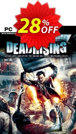 Dead Rising PC Coupon discount Dead Rising PC Deal 2021 CDkeys - Dead Rising PC Exclusive Sale offer for iVoicesoft