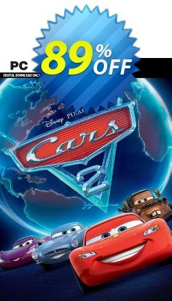 Disney•Pixar Cars 2: The Video Game PC Coupon discount Disney•Pixar Cars 2: The Video Game PC Deal 2021 CDkeys - Disney•Pixar Cars 2: The Video Game PC Exclusive Sale offer for iVoicesoft