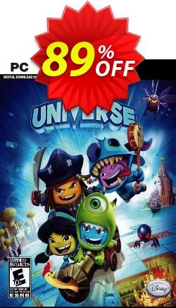 Disney Universe PC Coupon discount Disney Universe PC Deal 2021 CDkeys - Disney Universe PC Exclusive Sale offer for iVoicesoft