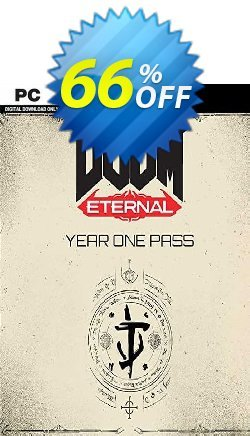 DOOM Eternal - Year One Pass PC - EMEA  Coupon discount DOOM Eternal - Year One Pass PC (EMEA) Deal 2021 CDkeys - DOOM Eternal - Year One Pass PC (EMEA) Exclusive Sale offer for iVoicesoft