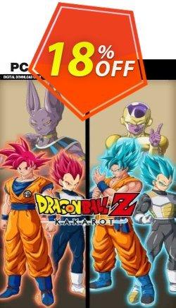 Dragon Ball Z Kakarot - A New Power Awakens Set PC- DLC Coupon discount Dragon Ball Z Kakarot - A New Power Awakens Set PC- DLC Deal 2021 CDkeys - Dragon Ball Z Kakarot - A New Power Awakens Set PC- DLC Exclusive Sale offer for iVoicesoft