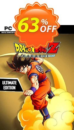 Dragon Ball Z Kakarot Ultimate Edition PC - EU  Coupon discount Dragon Ball Z Kakarot Ultimate Edition PC (EU) Deal 2021 CDkeys - Dragon Ball Z Kakarot Ultimate Edition PC (EU) Exclusive Sale offer for iVoicesoft