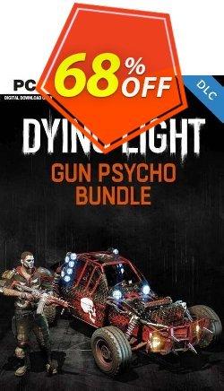 Dying Light - Gun Psycho Bundle PC - DLC Coupon discount Dying Light - Gun Psycho Bundle PC - DLC Deal 2021 CDkeys - Dying Light - Gun Psycho Bundle PC - DLC Exclusive Sale offer for iVoicesoft