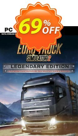 Euro Truck Simulator 2 Legendary Edition PC Coupon discount Euro Truck Simulator 2 Legendary Edition PC Deal 2021 CDkeys - Euro Truck Simulator 2 Legendary Edition PC Exclusive Sale offer for iVoicesoft