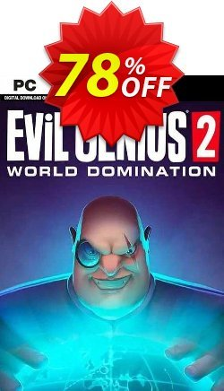Evil Genius 2: World Domination PC Coupon discount Evil Genius 2: World Domination PC Deal 2021 CDkeys - Evil Genius 2: World Domination PC Exclusive Sale offer for iVoicesoft