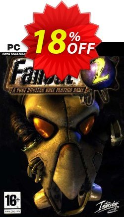 Fallout 2: A Post Nuclear Role Playing Game PC Coupon discount Fallout 2: A Post Nuclear Role Playing Game PC Deal 2021 CDkeys - Fallout 2: A Post Nuclear Role Playing Game PC Exclusive Sale offer for iVoicesoft