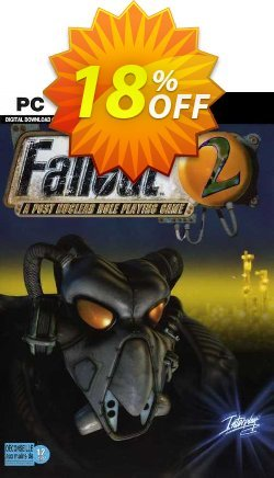 Fallout 2 PC Coupon discount Fallout 2 PC Deal 2021 CDkeys - Fallout 2 PC Exclusive Sale offer for iVoicesoft