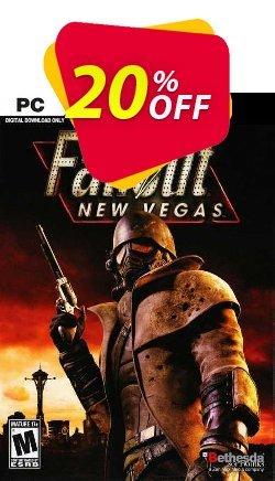 Fallout New Vegas PC - DE  Coupon discount Fallout New Vegas PC (DE) Deal 2021 CDkeys - Fallout New Vegas PC (DE) Exclusive Sale offer for iVoicesoft