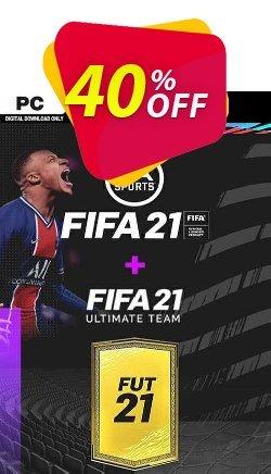 FIFA 21 PC + DLC Coupon discount FIFA 21 PC + DLC Deal 2021 CDkeys - FIFA 21 PC + DLC Exclusive Sale offer for iVoicesoft