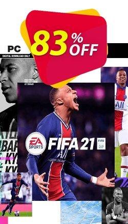 FIFA 21 PC - EN  Coupon discount FIFA 21 PC (EN) Deal 2021 CDkeys - FIFA 21 PC (EN) Exclusive Sale offer for iVoicesoft
