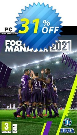 Football Manager 2021 PC - EU  Coupon discount Football Manager 2021 PC (EU) Deal 2021 CDkeys - Football Manager 2021 PC (EU) Exclusive Sale offer for iVoicesoft