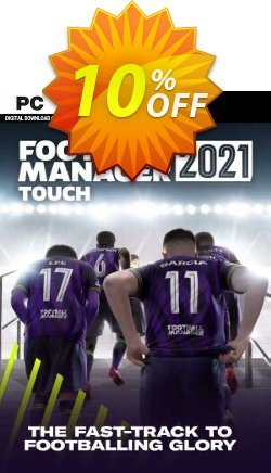 Football Manager 2021 Touch PC - EU  Coupon discount Football Manager 2021 Touch PC (EU) Deal 2021 CDkeys - Football Manager 2021 Touch PC (EU) Exclusive Sale offer for iVoicesoft