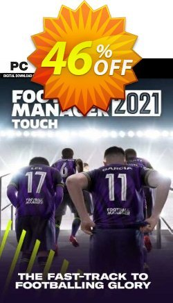 Football Manager 2021 Touch PC Coupon discount Football Manager 2021 Touch PC Deal 2021 CDkeys - Football Manager 2021 Touch PC Exclusive Sale offer for iVoicesoft