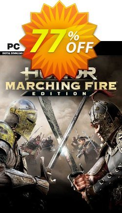 For Honor - Marching Fire Edition PC  - EU  Coupon discount For Honor - Marching Fire Edition PC  (EU) Deal 2021 CDkeys - For Honor - Marching Fire Edition PC  (EU) Exclusive Sale offer for iVoicesoft