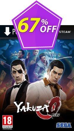 Yakuza 0 PC - EU  Coupon discount Yakuza 0 PC (EU) Deal - Yakuza 0 PC (EU) Exclusive offer for iVoicesoft