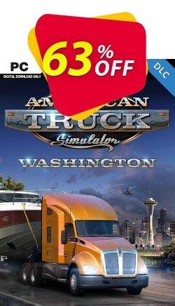 American Truck Simulator PC - Washington DLC Coupon discount American Truck Simulator PC - Washington DLC Deal 2021 CDkeys - American Truck Simulator PC - Washington DLC Exclusive Sale offer for iVoicesoft