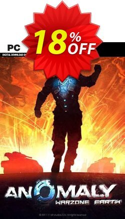 Anomaly Warzone Earth PC Coupon discount Anomaly Warzone Earth PC Deal 2021 CDkeys - Anomaly Warzone Earth PC Exclusive Sale offer for iVoicesoft
