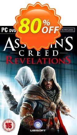 Assassin's Creed Revelations PC Coupon discount Assassin's Creed Revelations PC Deal 2021 CDkeys - Assassin's Creed Revelations PC Exclusive Sale offer for iVoicesoft